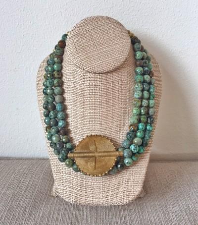 thehightowercollection_handmadejewelrynataliehightower_necklace_africanturquoisebibnecklace